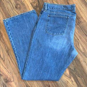 Women's Low waist bootcut Jeans
